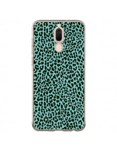 Coque Huawei Mate 10 Lite Leopard Turquoise Neon - Mary Nesrala