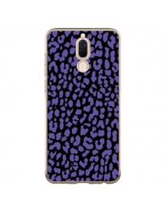 Coque Huawei Mate 10 Lite Leopard Violet - Mary Nesrala