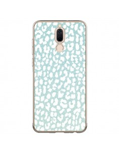 Coque Huawei Mate 10 Lite Leopard Winter Mint - Mary Nesrala
