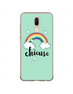 Coque Huawei Mate 10 Lite Chieuse Arc en Ciel - Maryline Cazenave