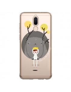 Coque Huawei Mate 10 Lite Monstre Princesse Transparente - Maria Jose Da Luz