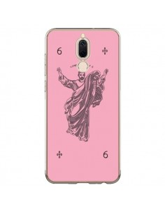 Coque Huawei Mate 10 Lite God Pink Drake Chanteur Jeu Cartes - Mikadololo