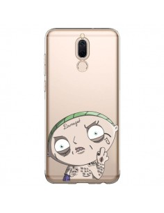 Coque Huawei Mate 10 Lite Stewie Joker Suicide Squad Transparente - Mikadololo