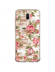 Coque Huawei Mate 10 Lite Eco Love Pattern Bois Fleur - Maximilian San