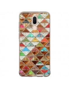 Coque Huawei Mate 10 Lite Love Pattern Triangle - Maximilian San