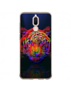 Coque Huawei Mate 10 Lite Tigre Beautiful Aberration - Maximilian San