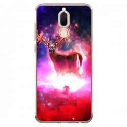 Coque Huawei Mate 10 Lite Cosmic Deer Cerf Galaxy - Maximilian San