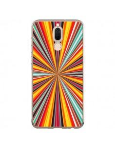 Coque Huawei Mate 10 Lite Horizon Bandes Multicolores - Maximilian San