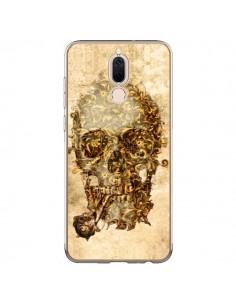 Coque Huawei Mate 10 Lite Lord Skull Seigneur Tête de Mort Crane - Maximilian San