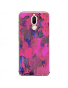 Coque Huawei Mate 10 Lite Fleurs Rose Lysergic Pink - Maximilian San
