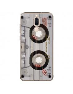 Coque Huawei Mate 10 Lite Cassette Transparente K7 - Maximilian San