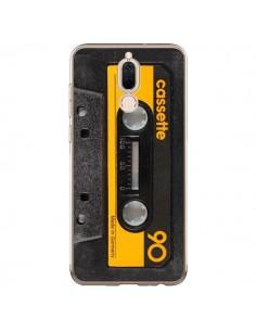 Coque Huawei Mate 10 Lite Yellow Cassette K7 - Maximilian San