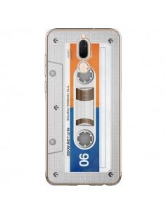 Coque Huawei Mate 10 Lite White Cassette K7 - Maximilian San