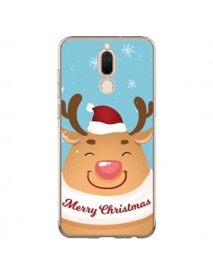 Coque Huawei Mate 10 Lite Renne de Noël Merry Christmas - Nico