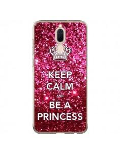 Coque Huawei Mate 10 Lite Keep Calm and Be A Princess - Nico