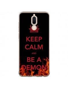 Coque Huawei Mate 10 Lite Keep Calm and Be A Demon - Nico