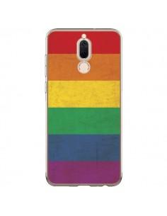 Coque Huawei Mate 10 Lite Drapeau Arc En Ciel Gay - Nico