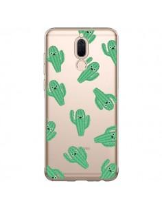 Coque Huawei Mate 10 Lite Chute de Cactus Smiley Transparente - Nico