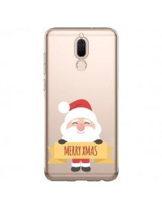 Coque Huawei Mate 10 Lite Père Noël Merry Christmas transparente - Nico