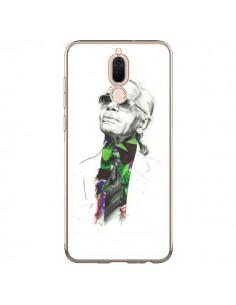Coque Huawei Mate 10 Lite Karl Lagerfeld Fashion Mode Designer - Percy