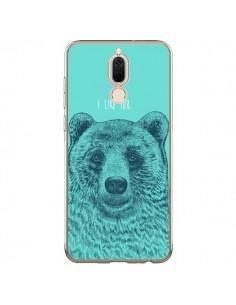 Coque Huawei Mate 10 Lite Bear Ours I like You - Rachel Caldwell