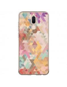 Coque Huawei Mate 10 Lite Azteque Pattern Triangles - Rachel Caldwell