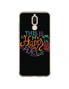 Coque Huawei Mate 10 Lite This is my Happy Place - Rachel Caldwell