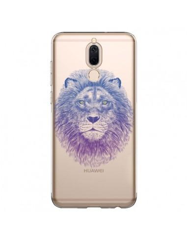 Coque Huawei Mate 10 Lite Lion Animal Transparente - Rachel Caldwell