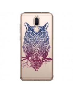Coque Huawei Mate 10 Lite Hibou Chouette Owl Transparente - Rachel Caldwell