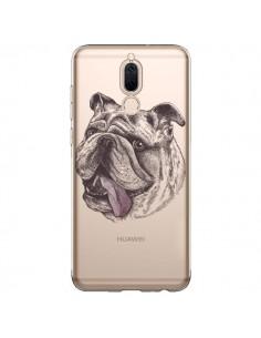 Coque Huawei Mate 10 Lite Chien Bulldog Dog Transparente - Rachel Caldwell