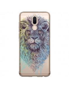 Coque Huawei Mate 10 Lite Roi Lion King Transparente - Rachel Caldwell