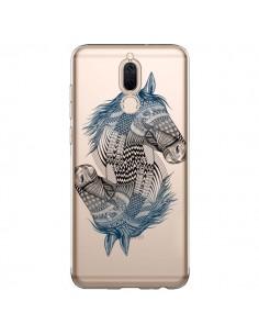 Coque Huawei Mate 10 Lite Cheval Horse Double Transparente - Rachel Caldwell