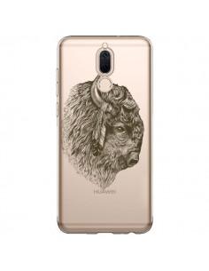 Coque Huawei Mate 10 Lite Buffalo Bison Transparente - Rachel Caldwell