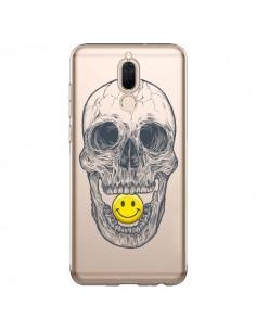 Coque Huawei Mate 10 Lite Tête de Mort Smiley Transparente - Rachel Caldwell