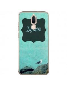Coque Huawei Mate 10 Lite Infinite Oiseau Bird - R Delean