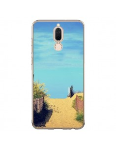 Coque Huawei Mate 10 Lite Plage Beach Sand Sable - R Delean