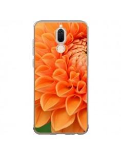 Coque Huawei Mate 10 Lite Fleurs oranges flower - R Delean