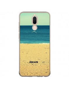 Coque Huawei Mate 10 Lite Escape Mer Plage Ocean Sable Paysage - R Delean