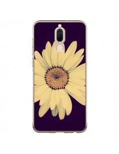 Coque Huawei Mate 10 Lite Marguerite Fleur Flower - R Delean