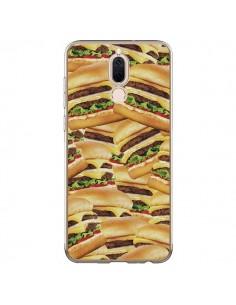 Coque Huawei Mate 10 Lite Burger Hamburger Cheeseburger - Rex Lambo