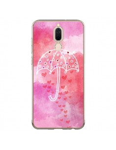 Coque Huawei Mate 10 Lite Parapluie Coeur Love Amour - Sylvia Cook