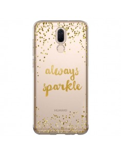 Coque Huawei Mate 10 Lite Always Sparkle, Brille Toujours Transparente - Sylvia Cook