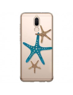 Coque Huawei Mate 10 Lite Etoile de Mer Starfish Transparente - Sylvia Cook