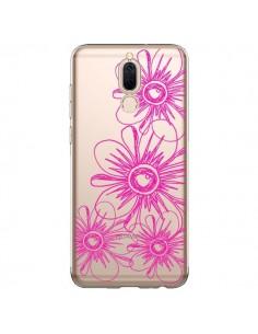 Coque Huawei Mate 10 Lite Spring Flower Fleurs Roses Transparente - Sylvia Cook