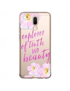 Coque Huawei Mate 10 Lite Explorer of Truth and Beauty Transparente - Sylvia Cook
