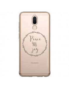 Coque Huawei Mate 10 Lite Peace and Joy, Paix et Joie Transparente - Sylvia Cook