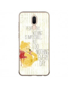 Coque Huawei Mate 10 Lite Winnie I do nothing every day - Sara Eshak