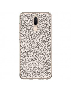 Coque Huawei Mate 10 Lite A lot of cats chat - Santiago Taberna