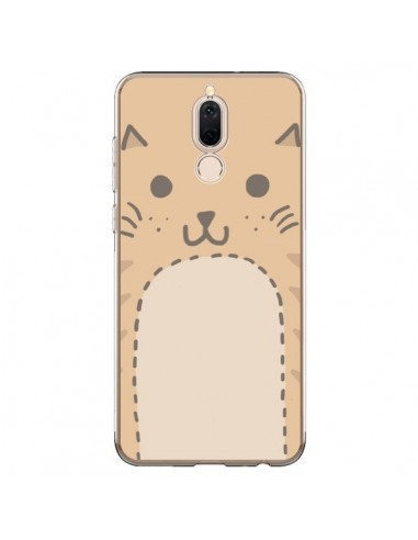 Coque Huawei Mate 10 Lite Big Cat chat - Santiago Taberna