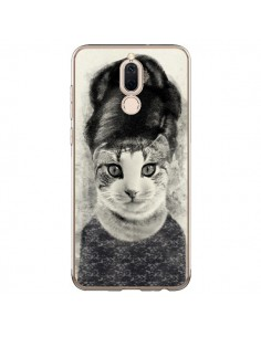 Coque Huawei Mate 10 Lite Audrey Cat Chat - Tipsy Eyes